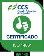 cert-iso14001